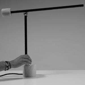 N Lamp od Ubikubi