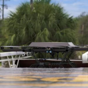 UPS Testoval Rezidenčnú Dodávka Pomocou Dronu