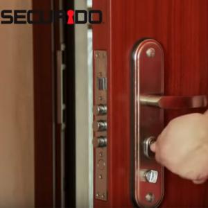Montáž bezpečnostných dverí