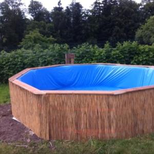 Bazén, ktorý si môže dovoliť každý