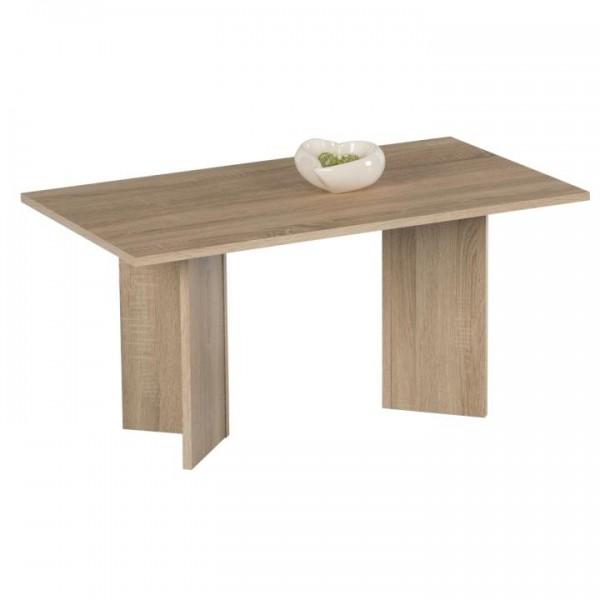 Konferenčný stolík, dub sonoma, MINIMAL