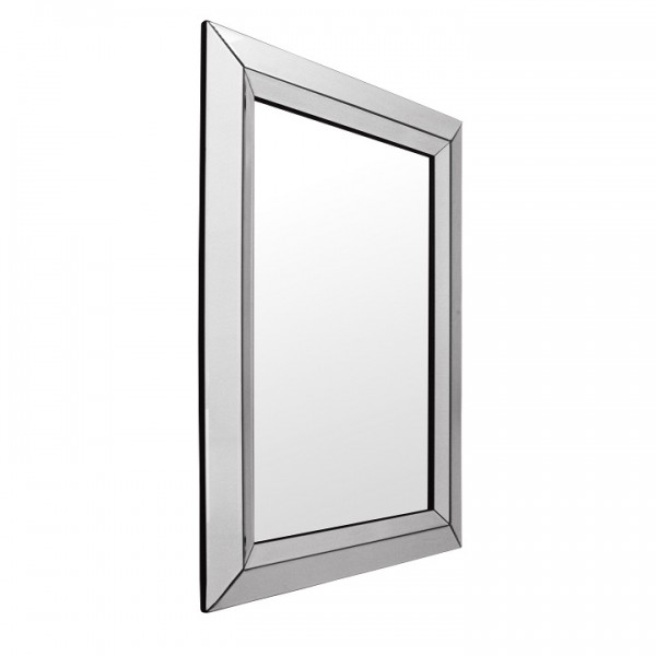 Zrkadlo, strieborná, ELISON TYP 1