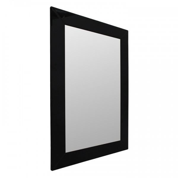 Zrkadlo, čierna, ELISON TYP 4