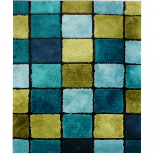 Koberec, mix farieb, 80x150, LUDVIG