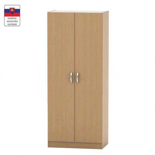 2-dverová skriňa, buk, BETTY 2 BE02-002-00