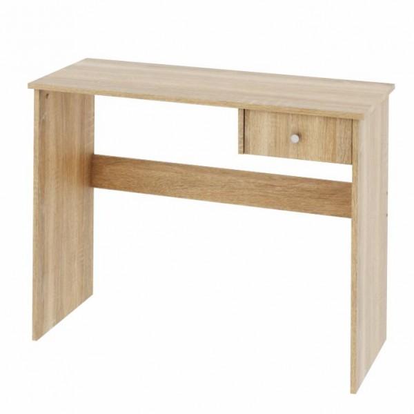 PC stôl, dub sonoma, VASOL