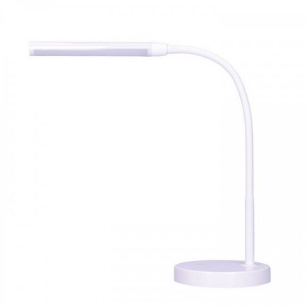 Stolná LED lampa, biela, WO52-W