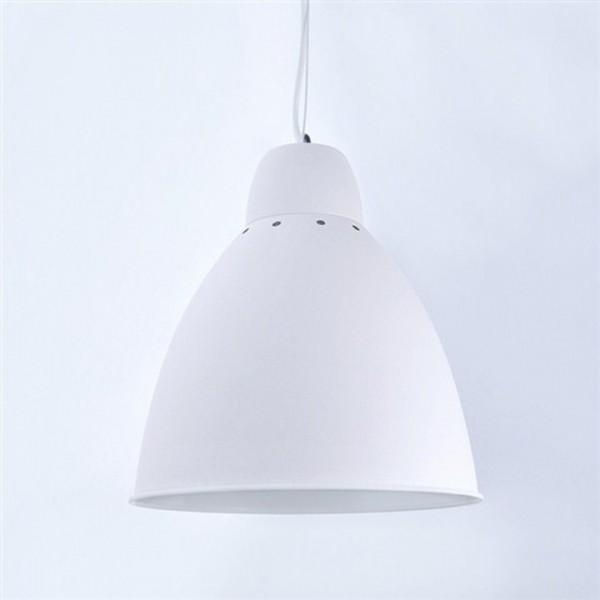 Kovový luster, biela, VERONA UNO WA007-W