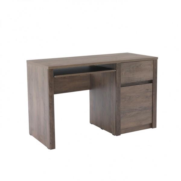 PC stolík, dub lefkas tmavý, MONTANA B1