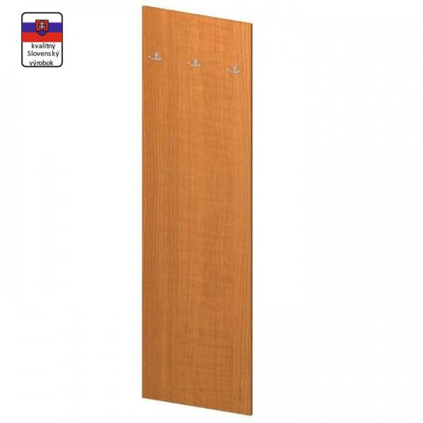 TEMPO KONDELA Vešiakový panel, čerešňa, TEMPO ASISTENT NEW 030