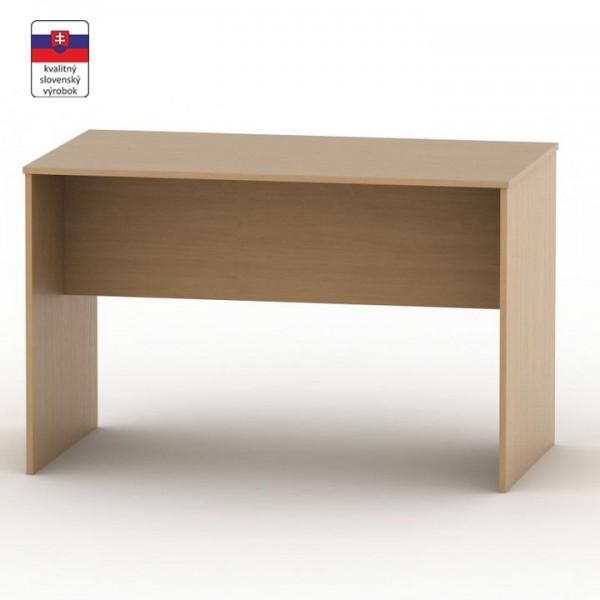 TEMPO KONDELA Zasadací stôl 120, buk, TEMPO ASISTENT NEW 021 ZA