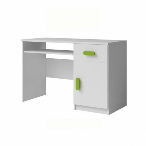 PC stôl, biela, SVEND TYP 8