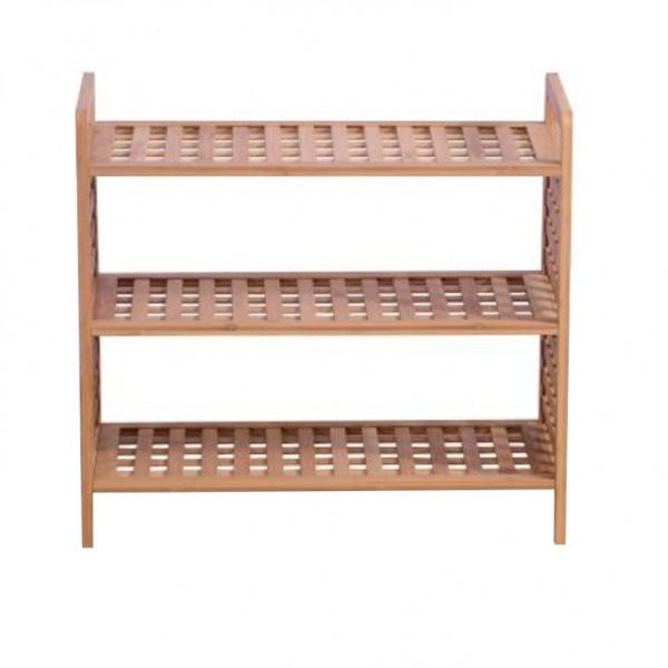TEMPO KONDELA Botník, lakovaný bambus, SOVETO TYP 2