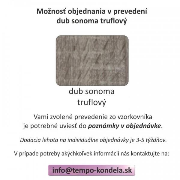 Komoda, dub lefkas, MONTANA K4D