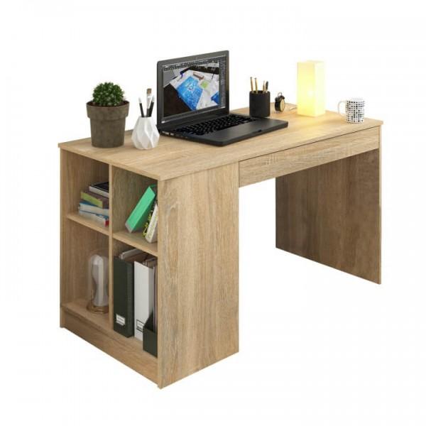 PC stôl, dub sonoma, VENDI