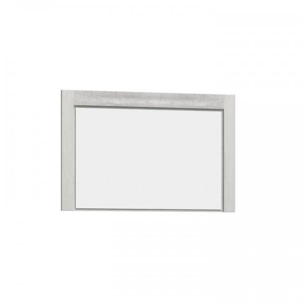 TEMPO KONDELA Zrkadlo, jaseň biely, INFINITY I-12