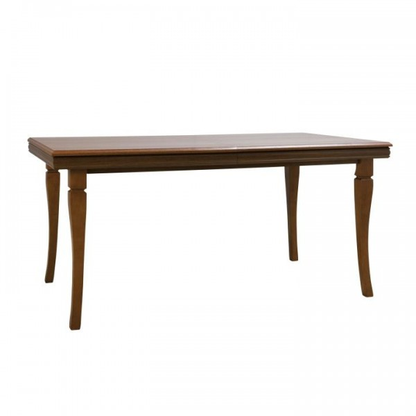 TEMPO KONDELA Rozkladací jedálenský stôl, samoa king, KORA ST