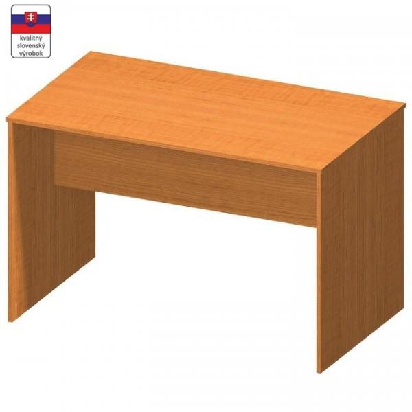 TEMPO KONDELA Zasadací stôl 120, čerešňa, TEMPO ASISTENT NEW 021 ZA