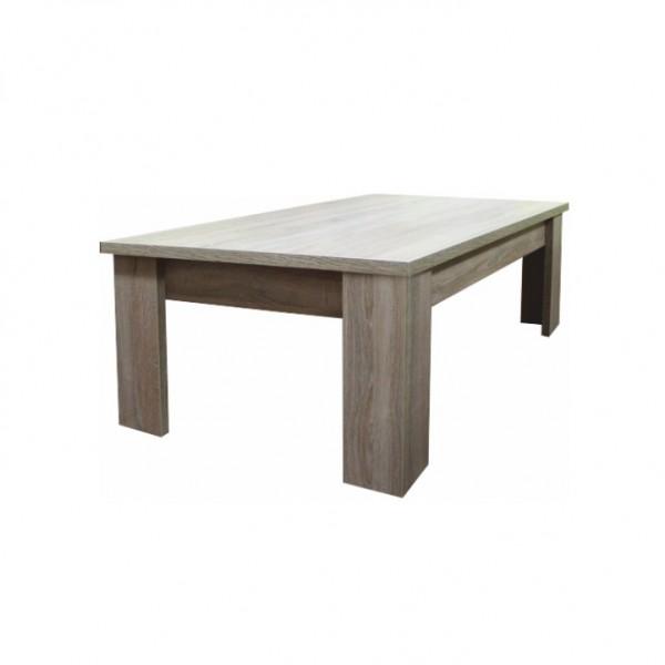 TEMPO KONDELA Konferenčný stolík, dub sonoma, PANAMA Typ 14