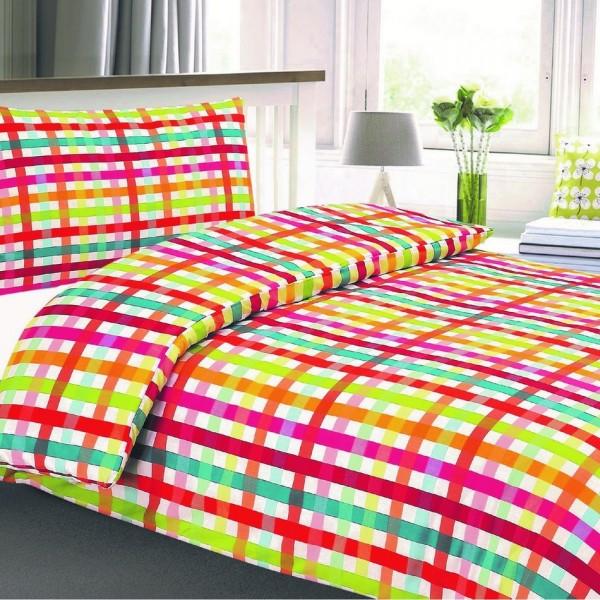 JAHU Krepové obliečky Bonita Cubito, 140 x 200 cm, 70 x 90 cm