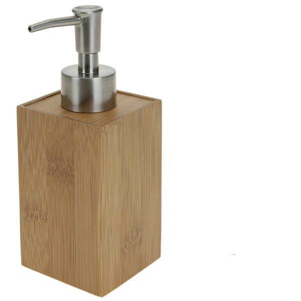 Dávkovač na mydlo, bambus