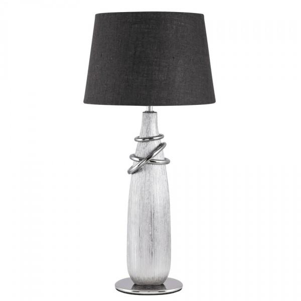 Rabalux 4390 Evelyn stolná lampa, čierna