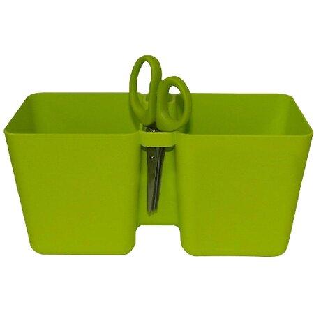 Kvetináč na bylinky Limes Cube zelená