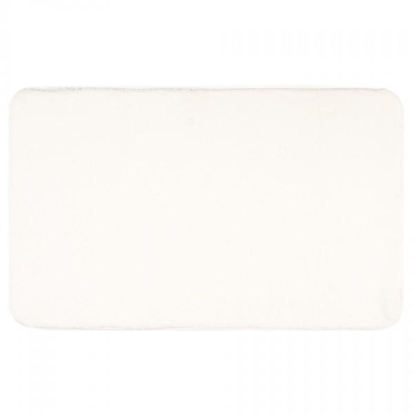 BO-MA Trading Kúpeľňová predložka Carol biela, 50 x 80 cm