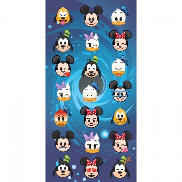 Jerry Fabrics Osuška Emoji Disney, 70 x 140 cm