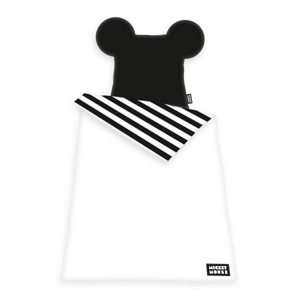 Herding Bavlnené obliečky Mickey, 140 x 200 cm, 70 x 90 cm