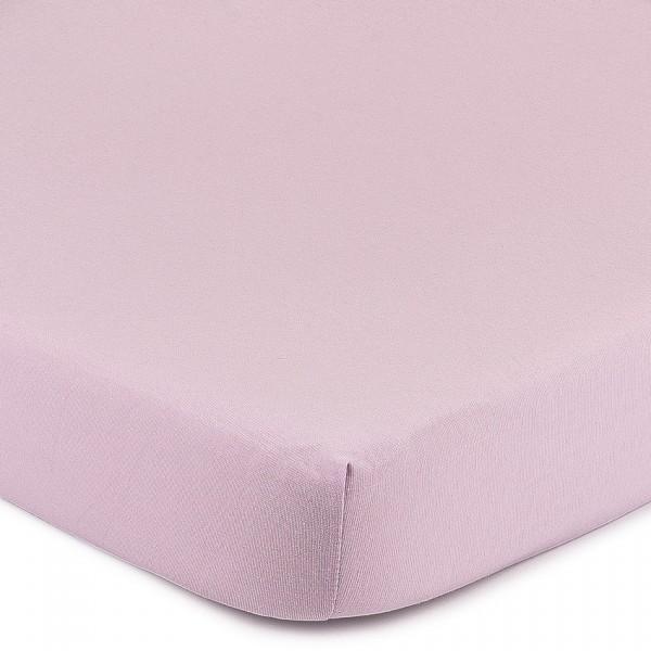 4Home Jersey prestieradlo s elastanom fialová, 160 x 200 cm