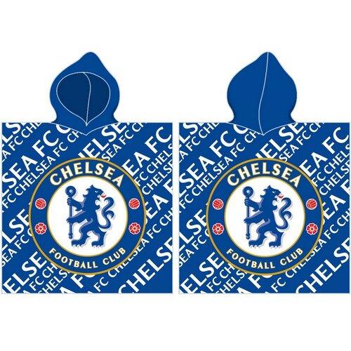 BedTex Detské pončo FC Chelsea, 50 x 100 cm