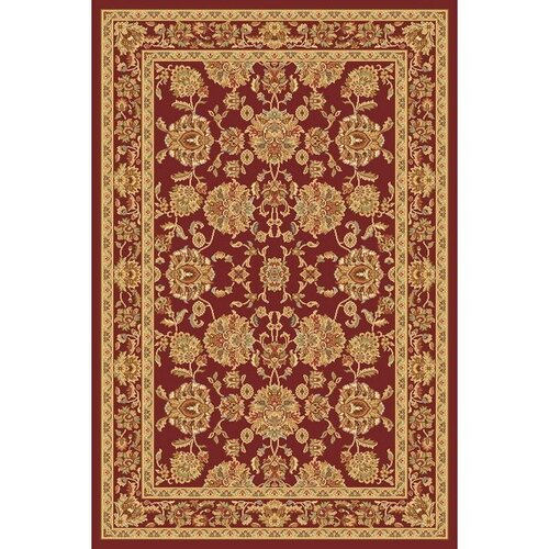 Habitat Kusový koberec Super Antique frame červená