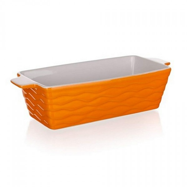 Banquet Culinaria Orange zapékací forma obdélník,  29,5x12,5cm