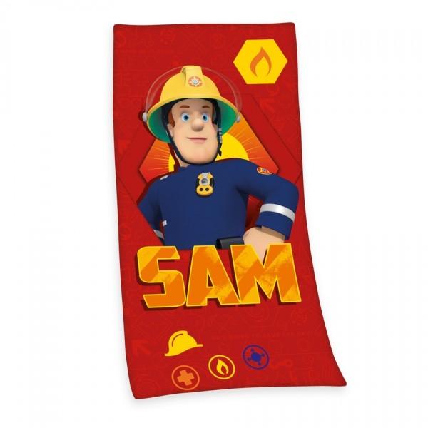 Herding Osuška Požiarnik Sam red, 75 x 150 cm