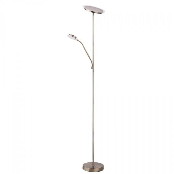 Rabalux 4163 Aaron stojacia LED lampa, bronzová