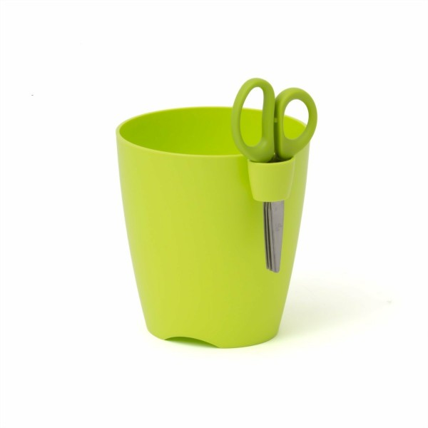 Kvetináč na bylinky Limes uno 1,9 l, zelená,