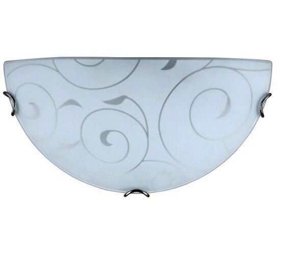 Nástenné svietidlo Rabalux Harmony 3851 biela, vzor