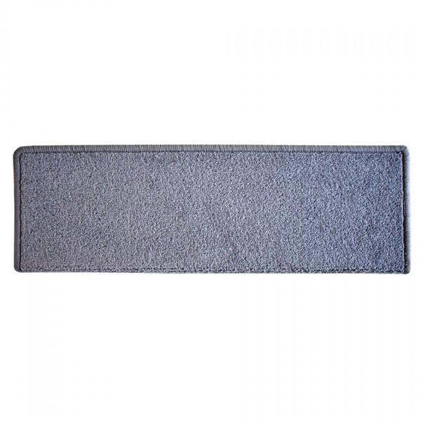 VOPI Nášľap na schody Eton obdĺžnik sivá, 24 x 65 cm