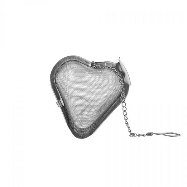 Orion čajítko nerezové Srdce 5,5 x 5,5 cm