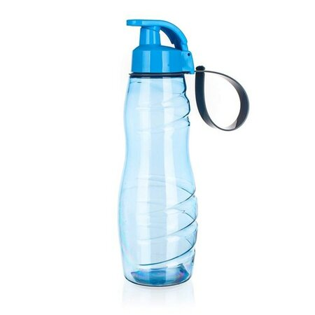 Banquet Fľaša športová FIT 750 ml, modrá