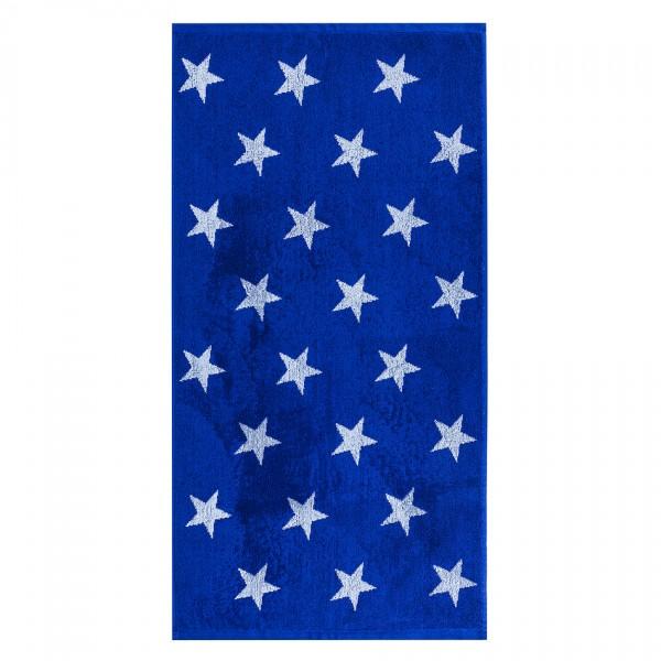 JAHU Uterák Stars modrá, 50 x 100 cm
