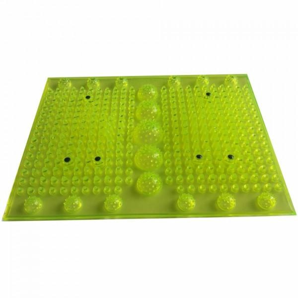 Akupresurná masážna podložka s magnetmi, SJH303