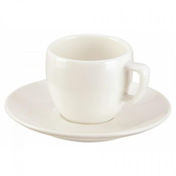 Tescoma Crema Šálka na espresso s podšálkou 80 ml,