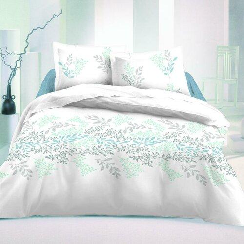Kvalitex Saténové obliečky Victoria biela Luxury Collection, 220 x 200 cm, 2 ks 70 x 90 cm