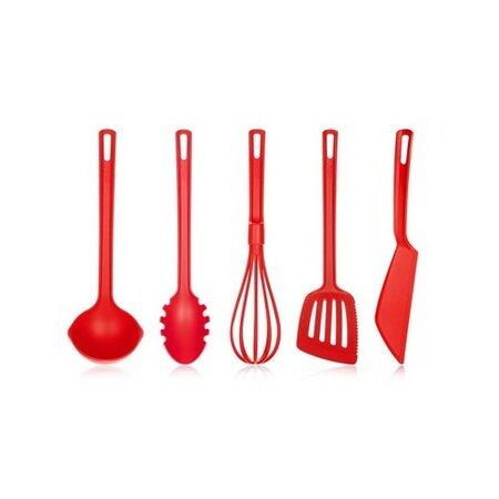 Banquet Sada kuchynského náčinia Culinaria Red, 5 ks