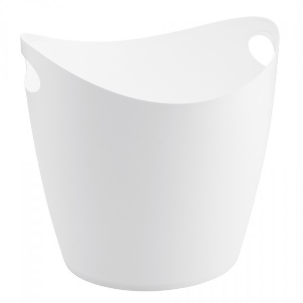 Koziol Úložný box Bottichelli biela, 28 l