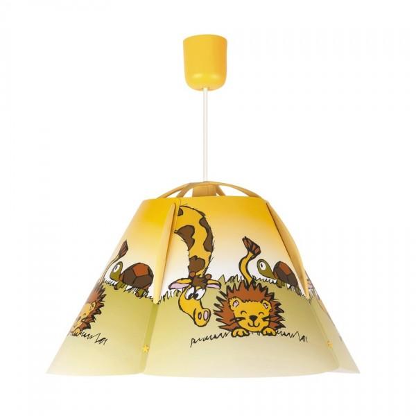 Rabalux 4568 Leon detské stropné svietidlo, žltá