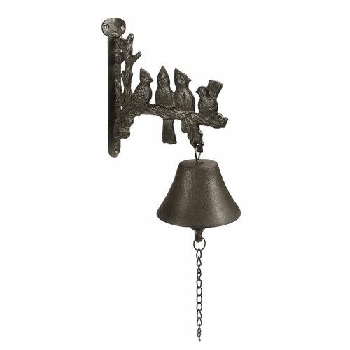SHARKS Bell 1 Kovový zvonček 26x20x10,8 cm, liatina SA079