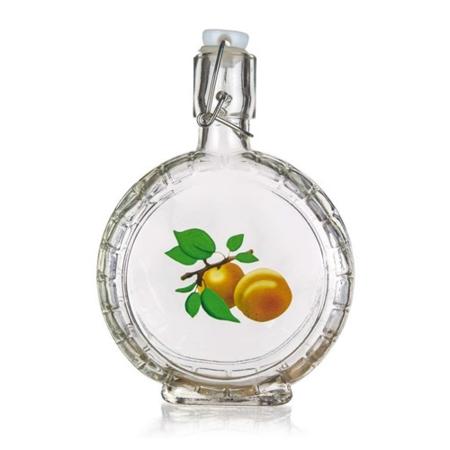 Banquet Ploskačka s hermetickým vekom Apricot 400 ml